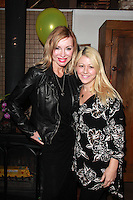 Tanya Newbould, Jamie Lynn Lippman<br /> Baby Shower for their 1st Baby Dashiell due in April, Sponsored by Sunkist Fruit 2.0 #SnackItForward, Private Location, Los Angeles, CA 02-22-15<br /> David Edwards/DailyCeleb.com 818-249-4998