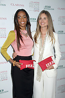 May 30, 2012 Michelle Williams and Lauren Bush at the Clarins Million Meals Concert for Feed at Alice Tully Hall, Lincoln Center in New York City. © RW/MediaPunch Inc.