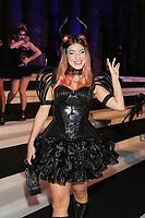 SAO PAULO, SP 17.10.2019 - BAILE-SEPHORA - A apresentadora Mari Moon durante baile de halloween da Sephora, realizado no Teatro Municipal de São Paulo, no centro da cidade de Sao Paulo nesta quinta-feira, 17. (Foto: Felipe Ramos / Brazil Photo Press / Folhapress)