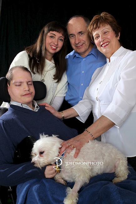 Cantor Family Portrait
