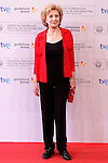 Spanish actress Marisa Paredes attends the photocall of 'As linhas de Torres' during the 60th San Sebastian Donostia International Film Festival - Zinemaldia.September 23,2012.(ALTERPHOTOS/ALFAQUI/Acero)