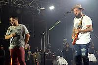 SÃO PAULO,SP, 16.12.2016 - SHOW-SP - Dupla Jorge e Mateus durante apresentação no Villa Country na Barra Funda região oeste de São Paulo. (Fotos: Eduardo Martins / Brazil Photo Press)