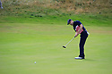 Russell Knox (SCO) during the first round of the 147th Open Championship played at Carnoustie Links, Angus, Scotland. 19/07/2018<br /> Picture: Golffile | Phil Inglis<br /> <br /> All photo usage must carry mandatory copyright credit ©Phil INGLIS)