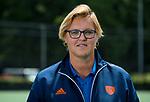 UTRECHT - teamarts CONNY VAN BENTUM. Nederlands Team heren op weg naar HWL Londen . COPYRIGHT KOEN SUYK