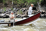 7/26/14 Fishermen & Women Upper Colorado River - Rancho Del Rio to State Bridge