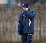 Ally McCoist on the phone again