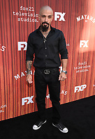 """HOLLYWOOD - MAY 29: Joseph Lucero attends the FYC event for FX's """"Mayans M.C."""" at Neuehouse Hollywood on May 29, 2019 in Hollywood, California. (Photo by Frank Micelotta/FX/PictureGroup)"""