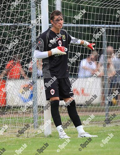 2010-06-21 / Voetbal / seizoen 2010-2011 / R. Antwerp FC / Kevin Wauthy ..Foto: mpics