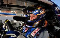 Apr 17, 2009; Avondale, AZ, USA; NASCAR Nationwide Series driver Ken Butler III during qualifying prior to the Bashas Supermarkets 200 at Phoenix International Raceway. Mandatory Credit: Mark J. Rebilas-
