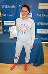 Melanie Brown signing her biography Brutally Honest at WHSmith Milton Keynes, UK dec 1st  2018 photo by Bran Jordan