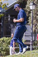 Jon Rahm (ESP) during the third round of the Mutuactivos Open de Espana, Club de Campo Villa de Madrid, Madrid, Madrid, Spain. 05/10/2019.<br /> Picture Hugo Alcalde / Golffile.ie<br /> <br /> All photo usage must carry mandatory copyright credit (© Golffile | Hugo Alcalde)