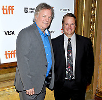 10 September  2018 - Toronto, Ontario, Canada. Rick Armstrong, Mark Armstrong. &quot;First Man&quot; Premiere - 2018 Toronto International Film Festival at the Elgin Theatre. <br /> CAP/ADM/BPC<br /> &copy;BPC/ADM/Capital Pictures