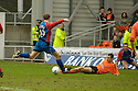 18/02/2006         Copyright Pic: James Stewart.File Name : sct_jspa04_dundee_utd_v_inverness.DENIS WYNESS SCORES THE SECOND FOR INVERNESS.Payments to :.James Stewart Photo Agency 19 Carronlea Drive, Falkirk. FK2 8DN      Vat Reg No. 607 6932 25.Office     : +44 (0)1324 570906     .Mobile   : +44 (0)7721 416997.Fax         : +44 (0)1324 570906.E-mail  :  jim@jspa.co.uk.If you require further information then contact Jim Stewart on any of the numbers above.........