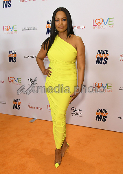 10 May 2019 - Beverly Hills, California - Garcelle Beauvais. 26th Annual Race to Erase MS Gala held at the Beverly Hilton Hotel. Photo Credit: Birdie Thompson/AdMedia