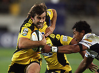 090425 Super 14 Rugby - Hurricanes v Brumbies
