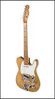 Dylan's 'Judas' era electric guitar for sale.