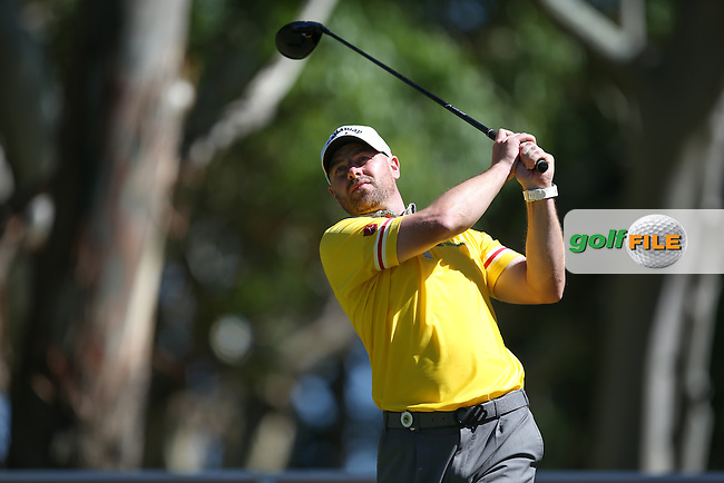 Craig Lee (SCO) drives the 15th during Round Three of the Africa Open 2015 at the East London Golf Club, East London, Eastern Cape, South Africa. Picture:  David Lloyd / www.golffile.ie. 07/03/2015