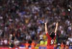 FUDBAL, BEOGRAD, 06.06.2009. -   Reprezentativac Srbije Marko Pantelic (9). Fudbalska reprezentacija Srbije u 6. kolu kvalifikacija za Svetsko prvenstvo 2010. godine u Juznoj Africi pobedila je Austriju rezultatom 1:0. Foto: Nenad Negovanovic - Sportska centrala