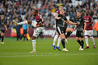 Angelo Ogbonna Of West Ham United during West Ham United vs Burnley, Premier League Football at The London Stadium on 3rd November 2018