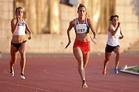 Atletismo 2015 Campeonato de Velocidad y Salto