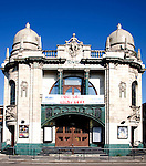Tower cinema built 1915, Anlaby Road, Hull, Yorkshire, England
