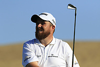 Shane Lowry (IRL) tees off the 6th tee during Saturday's Round 3 of the Waste Management Phoenix Open 2018 held on the TPC Scottsdale Stadium Course, Scottsdale, Arizona, USA. 3rd February 2018.<br /> Picture: Eoin Clarke | Golffile<br /> <br /> <br /> All photos usage must carry mandatory copyright credit (&copy; Golffile | Eoin Clarke)