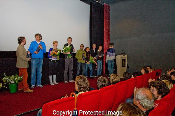 Utrecht, 27-09-2010.Nederlands Film festival.Wildcards.Foto: Robert Tjalondo