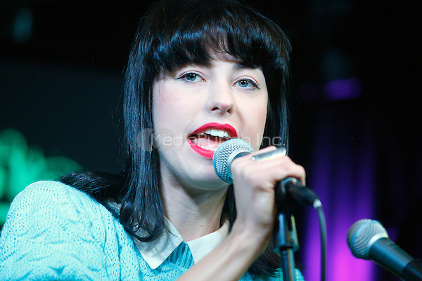 Kimbra visits Radio 104.5's iHeart Radio Performance Theater in Bala Cynwyd, Pa on June 14, 2012  © Star Shooter / MediaPunchInc