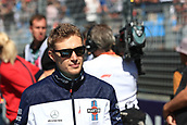25th March 2018, Melbourne Grand Prix Circuit, Melbourne, Australia; Melbourne Formula One Grand Prix, race day; Williams Martini Racing; Sergey Sirotkin