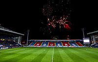 Fans are treated to a firework display after the match at Ewood Park<br /> <br /> Photographer Alex Dodd/CameraSport<br /> <br /> The EFL Sky Bet Championship - Blackburn Rovers v Queens Park Rangers - Saturday 3rd November 2018 - Ewood Park - Blackburn<br /> <br /> World Copyright © 2018 CameraSport. All rights reserved. 43 Linden Ave. Countesthorpe. Leicester. England. LE8 5PG - Tel: +44 (0) 116 277 4147 - admin@camerasport.com - www.camerasport.com