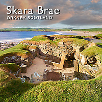 Skara Brae Orkney Images, Pictures & Photos