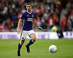 Enda Stevens of Sheffield Utd  during the Championship match at the Riverside Stadium, Middlesbrough. Picture date: August 12th 2017. Picture credit should read: Simon Bellis/Sportimage
