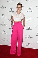 LOS ANGELES, CA - NOVEMBER 9: Kristen Stewart at the Los Angeles Premiere of Come Swim at the Landmark Theater in Los Angeles, California on November 9, 2017. Credit: November 9, 2017. Credit: Faye Sadou/MediaPunch