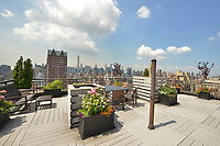 Roof Deck at 178 East 80th Street