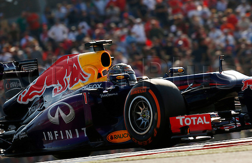 17.11.2013. Austin, Texas, USA. FIA Formula One World Championship 2013, Grand Prix of United States, <br />