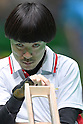 Kazuki Takahashi (JPN),<br /> SEPTEMBER 14, 2016 - Boccia : <br /> Individual BC3 match between Patrick Wilson 5-3 Kazuki Takahashi<br /> at Carioca Arena 2<br /> during the Rio 2016 Paralympic Games in Rio de Janeiro, Brazil.<br /> (Photo by AFLO SPORT)