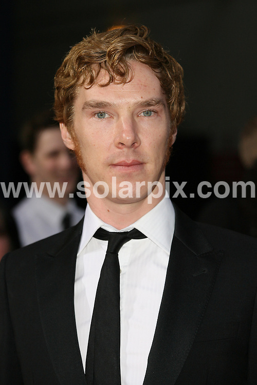 **ALL ROUND PICTURES FROM SOLARPIX.COM**                                             **WORLDWIDE SYNDICATION RIGHTS**                                                                                  Caption: arrivals at the Laurence Olivier Awards at the Theatre Royal Drury Lane, London, UK. Sunday 13 March 2010                              This pic: Benedict Cumberbatch                                                         JOB REF: 12959 LNJ       DATE: 13_03_2011                                                           **MUST CREDIT SOLARPIX.COM OR DOUBLE FEE WILL BE CHARGED**                                                                      **MUST AGREE FEE BEFORE ONLINE USAGE**                               **CALL US ON: +34 952 811 768 or LOW RATE FROM UK 0844 617 7637**