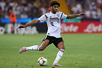 Mahmoud Dahoud of Germany in action<br /> Udine 30-06-2019 Stadio Friuli <br /> Football UEFA Under 21 Championship Italy 2019<br /> final<br /> Spain - Germany<br /> Photo Cesare Purini / Insidefoto
