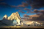 Icy Arch, Antarctica