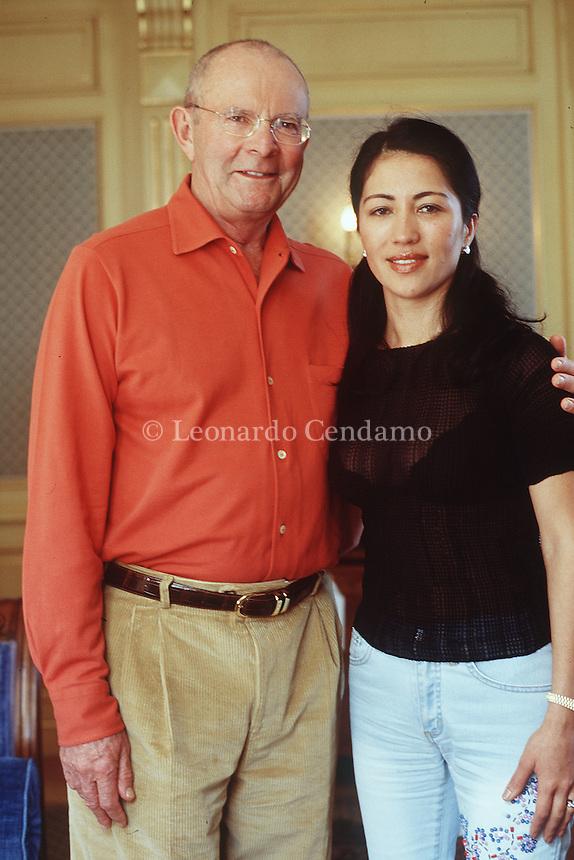 2003: WILBUR AND MOKHINISO SMITH  © Leonardo Cendamo