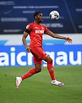 Kingsley Ehizibue (1. FC Koeln).<br /> <br /> Sport: Fussball: 1. Bundesliga: Saison 19/20: 28. Spieltag: TSG 1899 Hoffenheim - 1. FC Koeln, 27.05.2020<br /> <br /> Foto: Markus Gilliar/GES/POOL/PIX-Sportfotos.<br /> <br /> Nur für journalistische Zwecke! Only for editorial use!<br /> <br /> Gemäß den Vorgaben der DFL Deutsche Fußball Liga ist es untersagt, in dem Stadion und/oder vom Spiel angefertigte Fotoaufnahmen in Form von Sequenzbildern und/oder videoähnlichen Fotostrecken zu verwerten bzw. verwerten zu lassen. DFL regulations prohibit any use of photographs as image sequences and/or quasi-video.