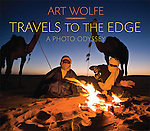 Explore some of the world's most intriguing places with renowned photographer Art Wolfe. From majestic glaciers and expansive deserts to elusive wildlife, teeming rain forests, and tribal gatherings, this is an intimate yet stunning selection of his favorite images-all captured on location while traveling for his program Art Wolfe's Travels to the Edge, as seen on national public television.