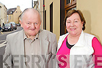 Eamon Horan, with his partner Patsey Considine