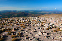 The Kincardine Hills including Meall a Bhuachaille from Cairn Gorm; Cairngorm National Park, Badenoch & Speyside
