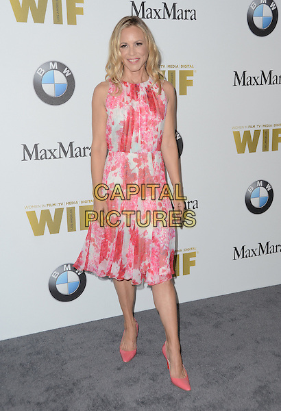 15 June 2016 - Beverly Hills. Maria Bello. Arrivals for Women In Film 2016 Crystal + Lucy Awards Presented By Max Mara And BMW held at The Beverly Hilton Hotel. <br /> CAP/ADM/BT<br /> &copy;BT/ADM/Capital Pictures