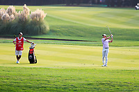 during the 3rd round of the WGC HSBC Champions, Sheshan Golf Club, Shanghai, China. 02/11/2019.<br /> Picture Fran Caffrey / Golffile.ie<br /> <br /> All photo usage must carry mandatory copyright credit (© Golffile | Fran Caffrey)