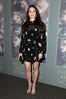 LOS ANGELES, CA - FEBRUARY 05: Fernanda Andrade at the Here And Now Los Angeles Premiere at the  DGA Lot on February 5, 2018 in Los Angeles, California. Credit: David Edwards/MediaPunch