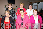 Pictured at the Waterville Community & Active Retired Group party on Sunday in the Waterville Lake Hotel were front l-r; Joan O'Sullivan, Maureen O'Sullivan Baker, Noreen Briggs, back l-r; Breda O'Sullivan, Kathleen O'Brien & Mary Daly.