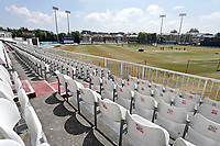 General view of the ground ahead of Essex CCC vs Somerset CCC, Specsavers County Championship Division 1 Cricket at The Cloudfm County Ground on 28th June 2018