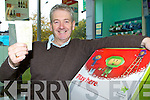 Peter O'Grady from O'Grady's Centra store Killarney who sold the winning ticket in last Saturday Lotto   Copyright Kerry's Eye 2008